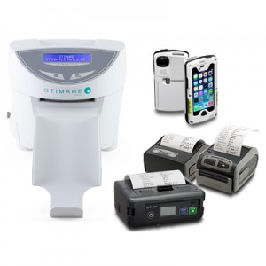 Stima CLS, Infinea X, and IPC DPP Mobile Thermal Printers