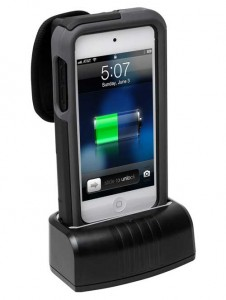 Linea Pro charging dock one unit