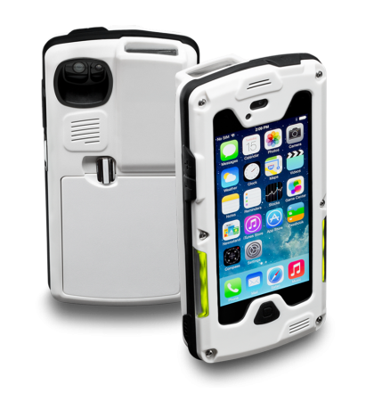 barcode reader case iphone